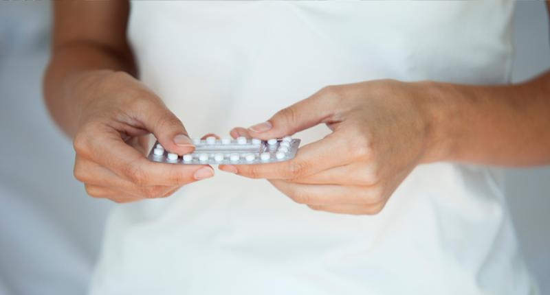 A new study finds that oral contraceptives may change a part of a woman's brain. (Photo: Getty Images)