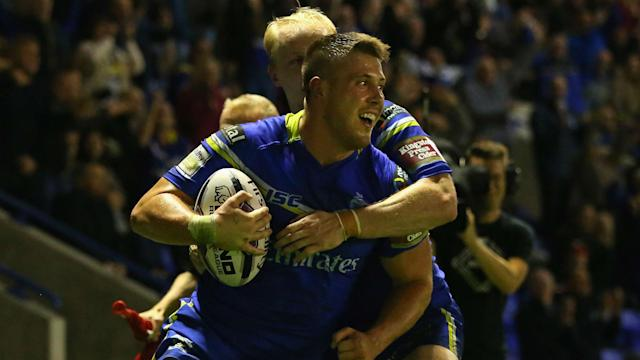 Without banned forward Ben Westwood, Warrington Wolves made it three games unbeaten with an away win at Widnes Vikings.