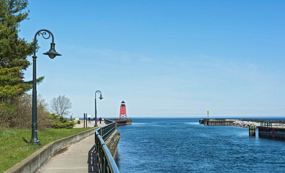 "<p>From a legendary castle to mushroom houses to a stunning red lighthouse, the <a href=""https://www.visitcharlevoix.com/"" rel=""nofollow noopener"" target=""_blank"" data-ylk=""slk:small town of Charlevoix"" class=""link rapid-noclick-resp"">small town of Charlevoix</a> has plenty to offer. And if you're a fan of all things lavender, this is the ideal destination for you—Charlevoix is home to <a href=""https://lavenderhillfarm.com/our-story/"" rel=""nofollow noopener"" target=""_blank"" data-ylk=""slk:Lavender Hill Farms"" class=""link rapid-noclick-resp"">Lavender Hill Farms</a>, abundant with 25 varieties.</p><p><strong>RELATED</strong>: <a href=""https://www.goodhousekeeping.com/home/gardening/a20705663/how-to-grow-lavender/"" rel=""nofollow noopener"" target=""_blank"" data-ylk=""slk:How to Grow Lavender Anywhere — Even Indoors"" class=""link rapid-noclick-resp"">How to Grow Lavender Anywhere — Even Indoors</a></p>"