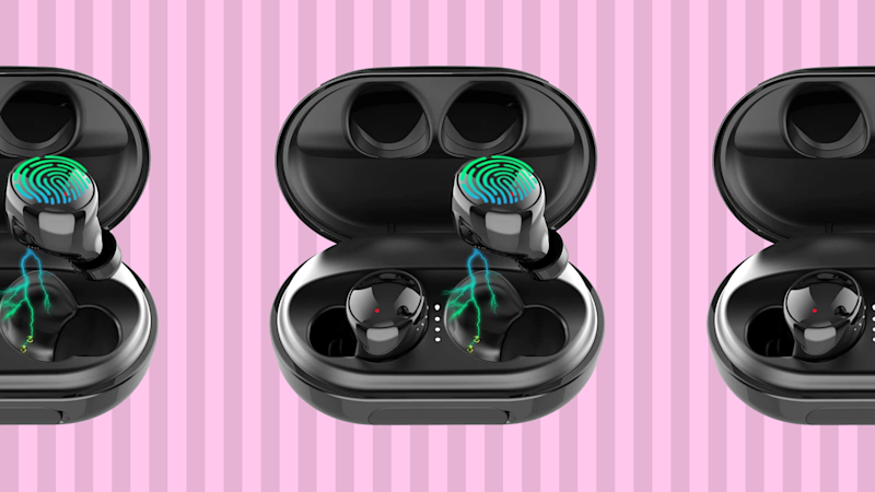 Save a whopping $110 on these Edyell Wireless Earbuds with this special coupon. (Photo: Amazon)