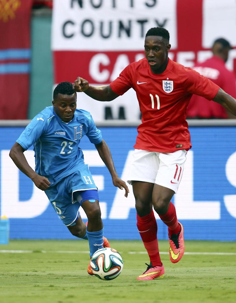 Rooney says Welbeck will be fit for England opener