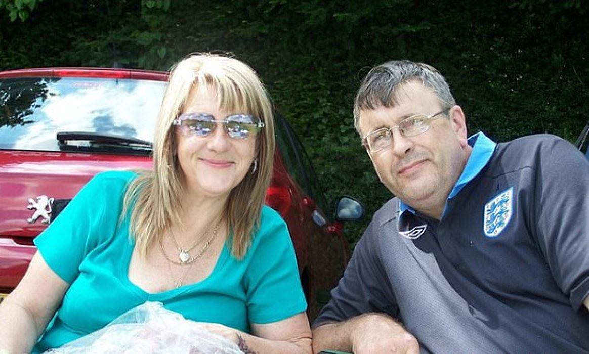 David and Lynda had been married for 39 years (Facebook)