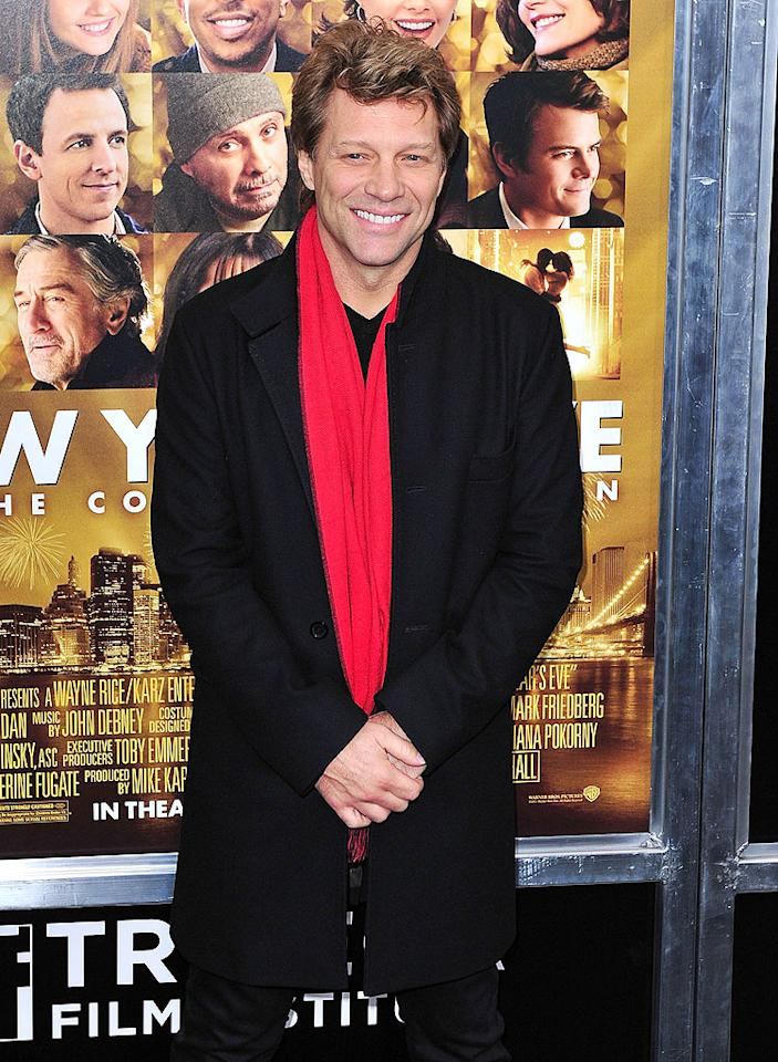"<p class=""MsoNoSpacing"">It's hard to believe that Jon Bon Jovi has joined the 50+ Club – especially with that fantastically full head of hair. The rocker – whose first hit with rock band Bon Jovi was 1986's ""You Give Love a Bad Name"" – has vowed that he will try to stay as youthful looking as possible. ""You're never going to see the fat Elvis in me,"" he told Scotland's <i>Daily Record</i> just before his March 2 birthday. ""People I admired like Janis Joplin, Jimi Hendrix, and John Belushi all died at 27. I've got jeans older than that. Between the ages of 42 and 48 has given me some of my greatest memories yet. When I look at my peers Bob Dylan, Jimmy Page, Bruce Springsteen, Bono -- they're all over 50 and still doing great … That's the team I want to play for.""</p>"