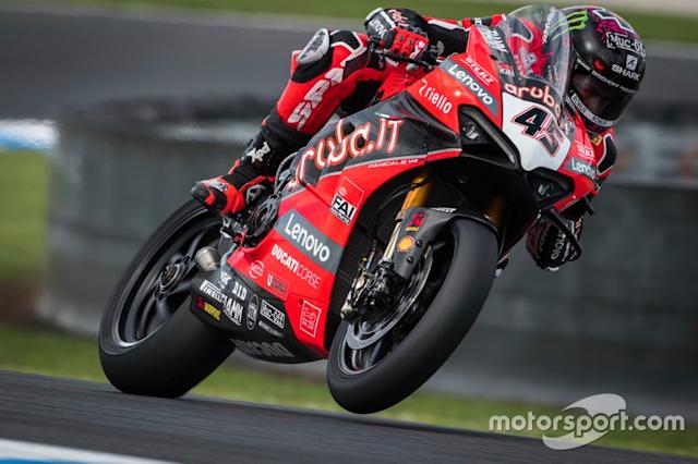 "#45 Scott Redding, Aruba.it Racing Ducati <span class=""copyright"">Ducati Corse</span>"