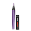"""<p>What's not to love about the Revlon So Fierce Chrome Ink Liquid Liners? They're thick, metallic, and full of intensity. Only three colors (lilac, dark gray, and bronze) are a part of its lineup, but each shade makes an impact on lids. Its teardrop-shaped applicator is best for lined designs. </p> <p>If you're a newbie to liquid formulas like these, makeup artist <a href=""""https://www.instagram.com/nickbarose/"""" rel=""""nofollow noopener"""" target=""""_blank"""" data-ylk=""""slk:Nick Barose"""" class=""""link rapid-noclick-resp"""">Nick Barose</a> has a few tips for creating a simple cat-eye. He recommends drawing on your wings first, instead of going along your lashline and flicking it outward. """"I find it easier to not do one continuous line as it's really hard and can get messy or lopsided that way,"""" he shares. </p>"""