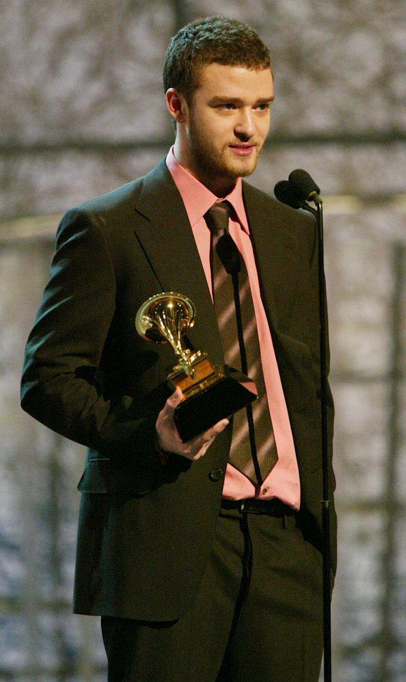 The 2004 Super Bowl took place just seven days before that year&rsquo;s Grammys, meaning Justin Timberlake had already been splashed all over the news for exposing Janet Jackson&rsquo;s breast by accident during the Half-Time Show.<br /><br />But if you thought it had been a bad week for JT, spare a thought for Ms Jackson.<br /><br />While Justin performed his then-new single Se&ntilde;orita during the show, Janet found that her scheduled performance with Luther Vandross had been axed, and while the former N*SYNC singer apologised to anyone &ldquo;offended&rdquo; during his acceptance speech for Best Male Pop Vocal Performance (yes he <i>won </i>in a year when Janet had been <i>blacklisted</i>), he made no mention of the woman he&rsquo;d been sharing the stage with.<br /><br />Hmmm&hellip;