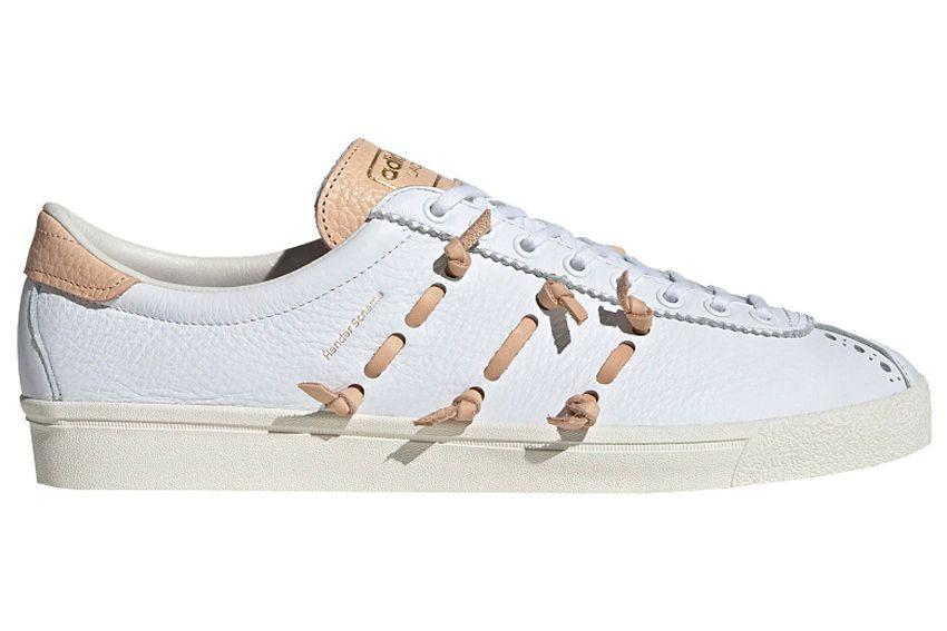 "<p><a class=""body-btn-link"" href=""https://go.redirectingat.com?id=74968X1596630&url=https%3A%2F%2Fwww.adidas.com%2Fus%2Fhs-lacombe-shoes%2FEE6015.html&sref=http%3A%2F%2Fwww.esquire.com%2Fstyle%2Fmens-fashion%2Fg28109777%2Fsneaker-shoe-releases-6-20%2F"" target=""_blank"">SHOP</a> <em>$180, <a href=""https://www.adidas.com/us/hs-lacombe-shoes/EE6015.html"" target=""_blank"">adidas.com</a></em></p><p>Adidas's collaboration with cult Japanese footwear brand Hender Scheme continues this week with a riff on the Lacombe. HS focuses on reinterpreting iconic designs, and this time around, that means introducing elements like tied-off, veg-tanned leather stripes and subtle brogueing on the toe. </p><p><strong>Release:</strong> 6/18</p>"