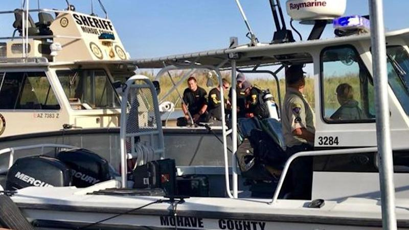 4 Missing After Boats Collide Head On in Colorado River
