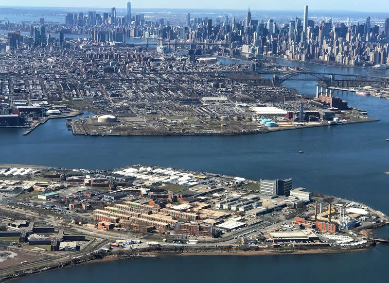 New York City ordered to better protect Rikers jail officers