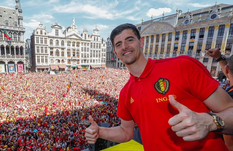 1e068511913 Thibaut Courtois: Real Madrid, Chelsea agree transfer