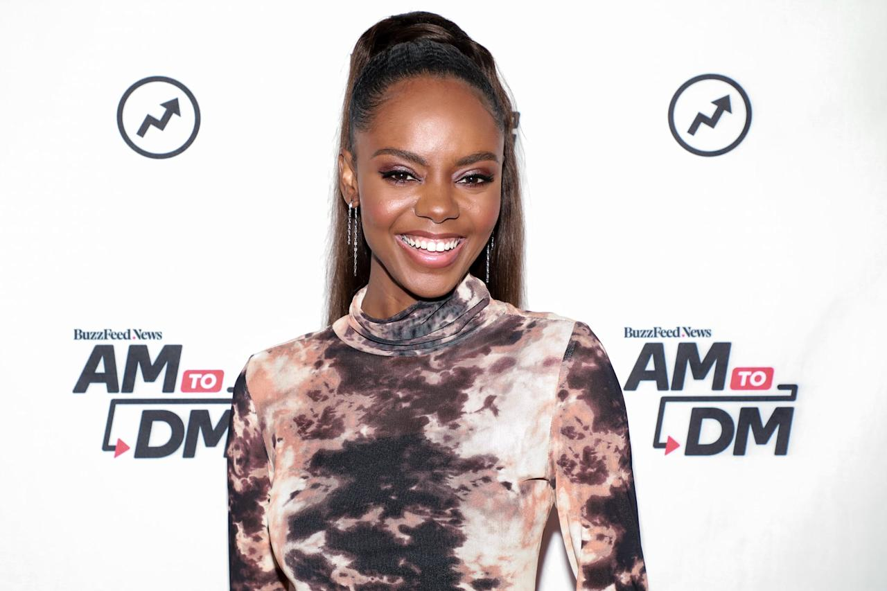 "<p>The <strong>Riverdale</strong> actress previously <a href=""https://www.popsugar.com/beauty/Ashleigh-Murray-Beauty-Routine-44585647"" class=""ga-track"" data-ga-category=""Related"" data-ga-label=""https://www.popsugar.com/beauty/Ashleigh-Murray-Beauty-Routine-44585647"" data-ga-action=""In-Line Links"">opened up about her cystic acne</a> in an interview with POPSUGAR, revealing that once she began taking birth control, the breakouts ""basically became nonexistent.""</p> <p>""I got on birth control and immediately, like within a month, I noticed that my skin was not breaking out anything like it was,"" she said.</p> <p>After that, Murray began using the <a href=""https://www.popsugar.com/buy/CeraVe-Renewing-SA-Cleanser-Normal-Skin-576651?p_name=CeraVe%20Renewing%20SA%20Cleanser%20For%20Normal%20Skin&retailer=ulta.com&pid=576651&price=14&evar1=bella%3Aus&evar9=47500079&evar98=https%3A%2F%2Fwww.popsugar.com%2Fphoto-gallery%2F47500079%2Fimage%2F47500080%2FAshleigh-Murray&list1=acne%2Cskin%20care%2Czit%20happens&prop13=api&pdata=1"" rel=""nofollow"" data-shoppable-link=""1"" target=""_blank"" class=""ga-track"" data-ga-category=""Related"" data-ga-label=""https://www.ulta.com/renewing-sa-cleanser-normal-skin?productId=xlsImpprod13531041&amp;sku=2283676"" data-ga-action=""In-Line Links"">CeraVe Renewing SA Cleanser For Normal Skin</a> ($14), and she follows up by using aloe vera gel as a toner.</p>"