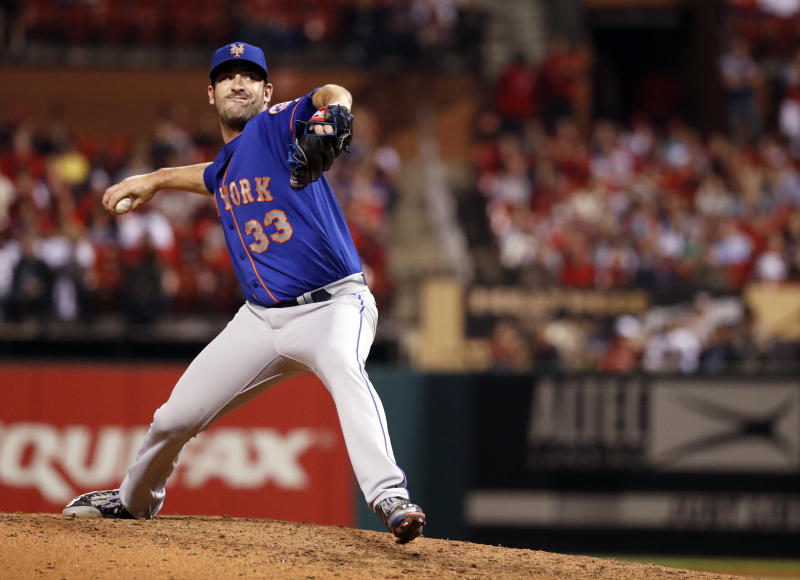 Mets To Designate Matt Harvey
