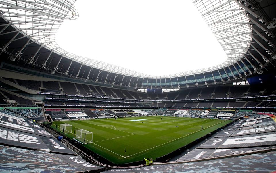 Spurs to trial Covid pass for fans attending pre-season double header against Arsenal - PA