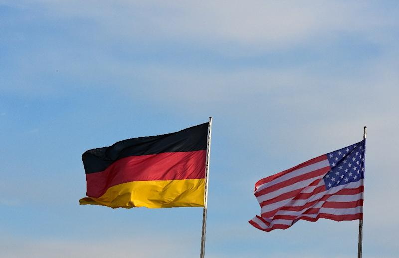 United States threatens sanctions on German firms building gas pipe