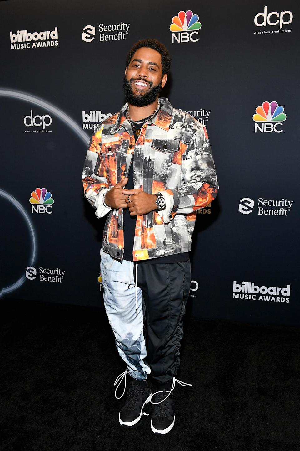 """<h1 class=""""title"""">2020 Billboard Music Awards - Backstage</h1><cite class=""""credit"""">Getty Images</cite>"""