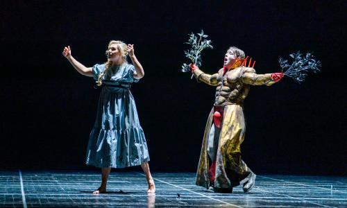 4/4 review – a powerhouse of a programme from the Royal Opera