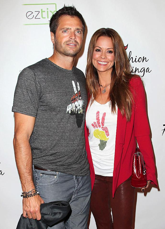 "<p class=""MsoNormal"">Former model Brooke Burke has made a name for herself as host of TV series like ""Rock Star,"" ""Wild On,"" and, most recently, ""Dancing With the Stars."" Husband David Charvet, however, landed his biggest TV roles back in the '90s with ""Baywatch"" and ""Melrose Place."" Nowadays, however, Charvet is dedicating his time to a cause much more important than silly reality TV – he's a member of the board of directors of the marine conservation non-profit The Blue Seals.</p>"