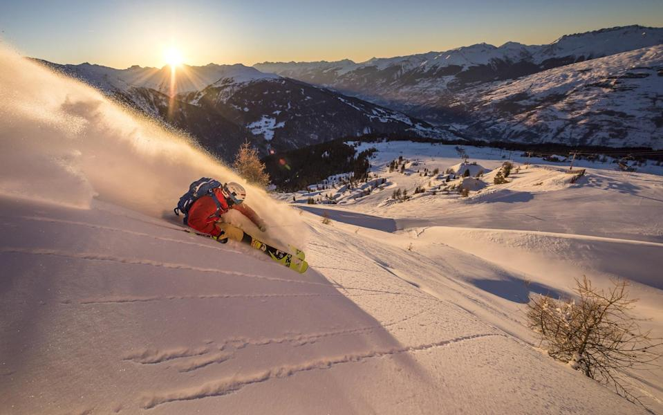 Holidays, chalets and kit: bag yourself a bargain on Black Friday - (c) www.TristanShu.com