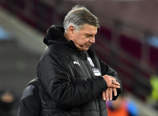 West Brom have continued to struggle despite the arrival of Sam Allardyce
