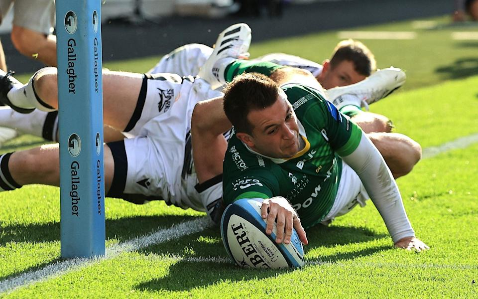 London Irish mount stunning second-half fightback to draw against Sale - GETTY IMAGES