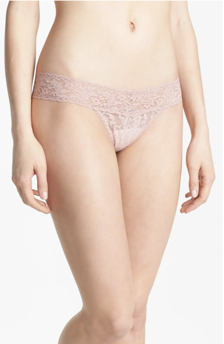Hanky Panky Low Rise Thong  - Nordstrom