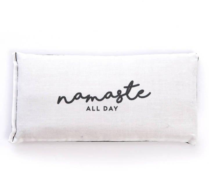 <p>Designed to alleviate stress, puffy eyes, and headaches, this <span>Baja Zen Eye Soother Pillow</span> ($22) can be frozen and cooled for maximum relief.</p>