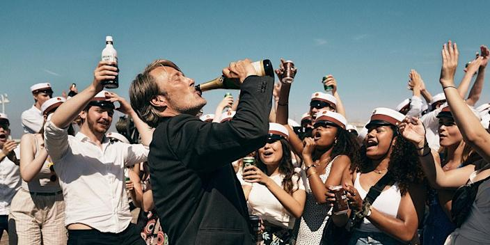 """Mads Mikkelsen stars in Thomas Vinterberg's """"Another Round."""""""