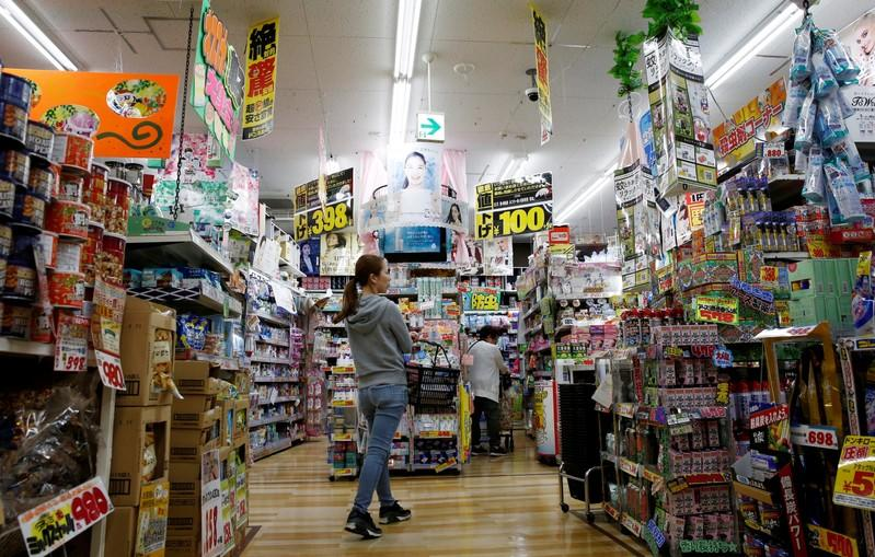 Japan's September household spending rises at fastest pace on record