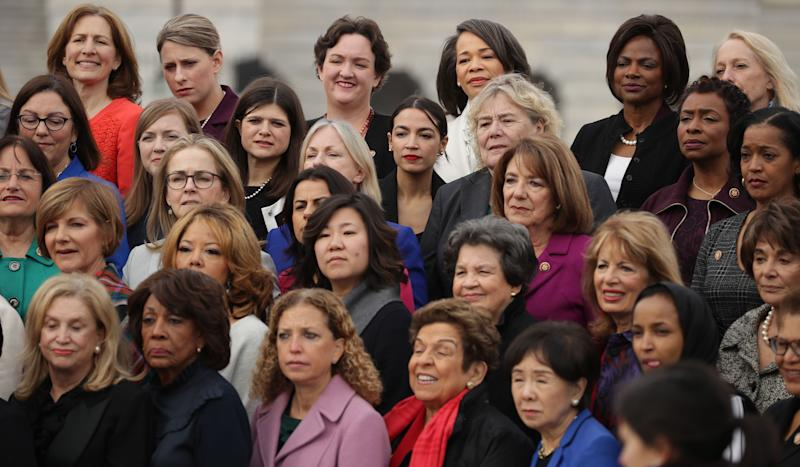 No other Congress has ever looked this much like me. Now how will female lawmakers use that power?