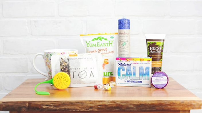 Best subscription gifts: Calmbox