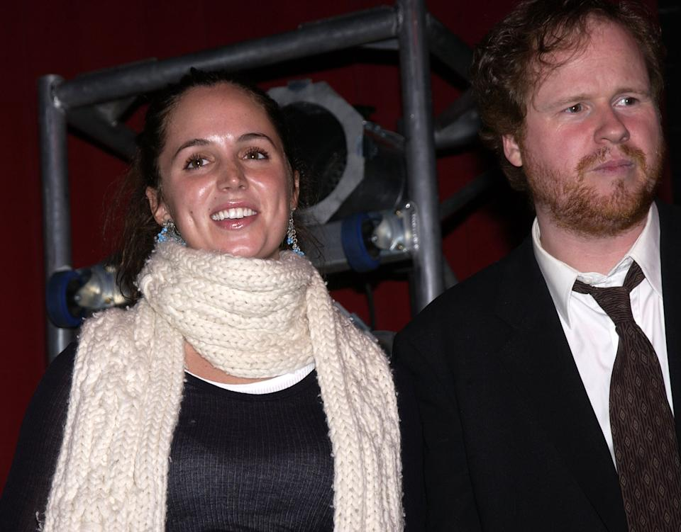 Eliza Dushku and Joss Whedon (Photo by Albert L. Ortega/WireImage)