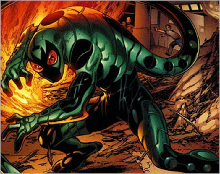Spider-Man nemesis The Scorpion