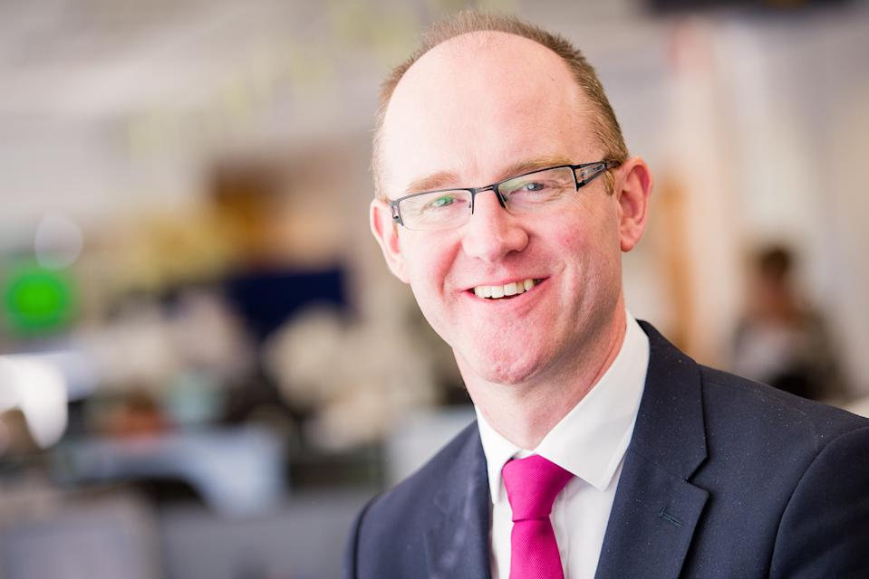 The Share Centre CEO Richard Stone. Photo: The Share Centre/Paul Wilkinson Photography