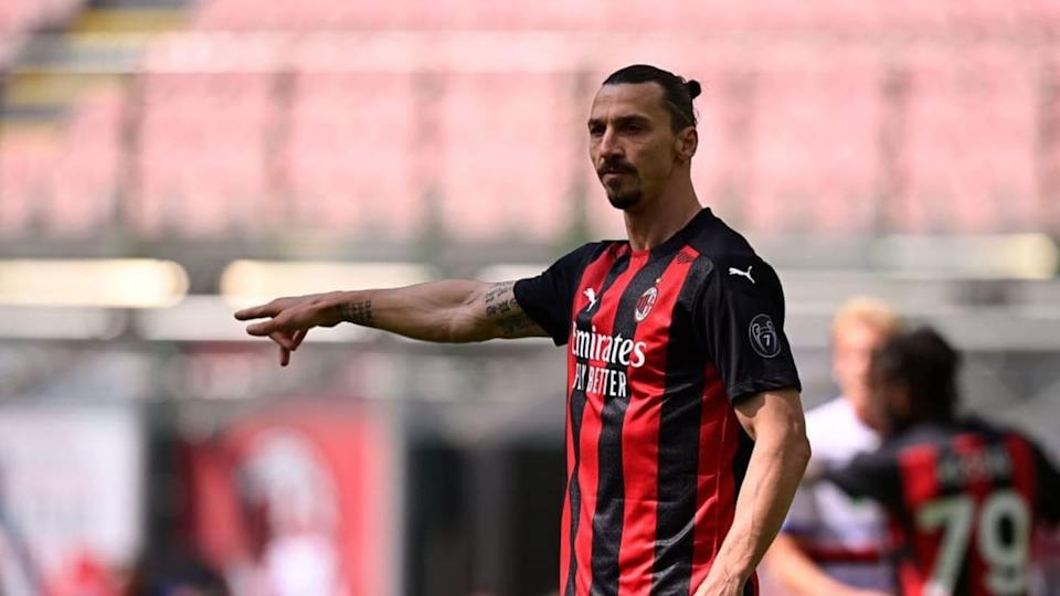 Zlatan Ibrahimovic | Soccrates Images/Getty Images