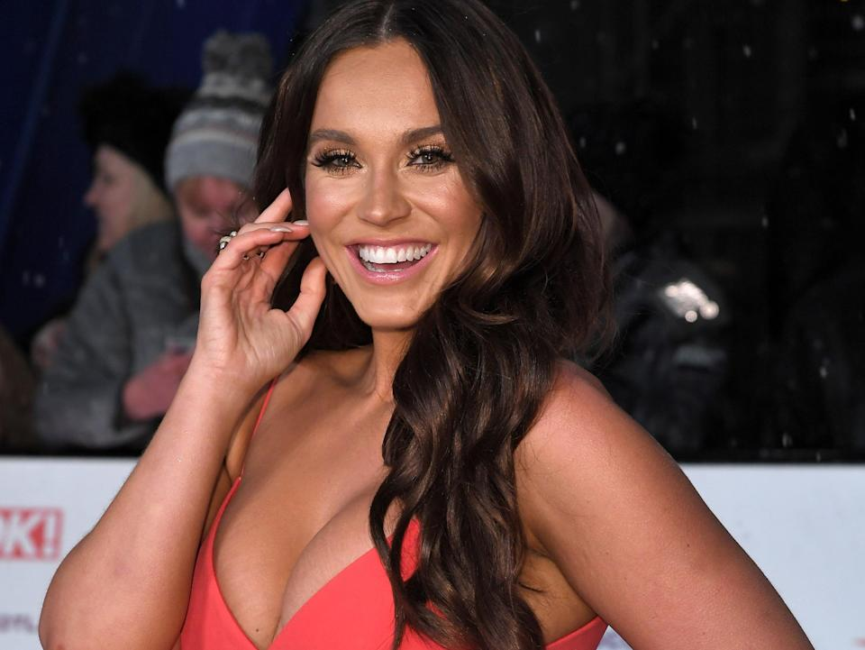 I'm a Celebrity winner Vicky Pattison, pictured here in 2019 (Rex Features)