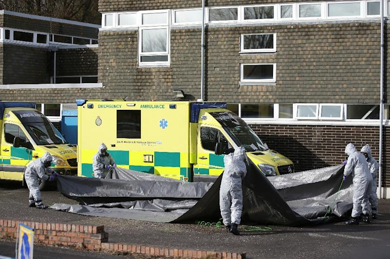 The Organisation for the Prohibition of Chemical Weapons OPCW has said it confirmed Britain's findings that a nerve agent used in an attack on Sergei and Yulia Skripal last month originally came from Russia