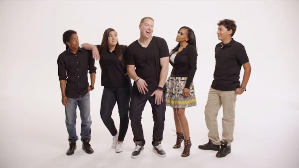 """Photo from """"The Gary Owen Show,"""" courtesy of BET."""