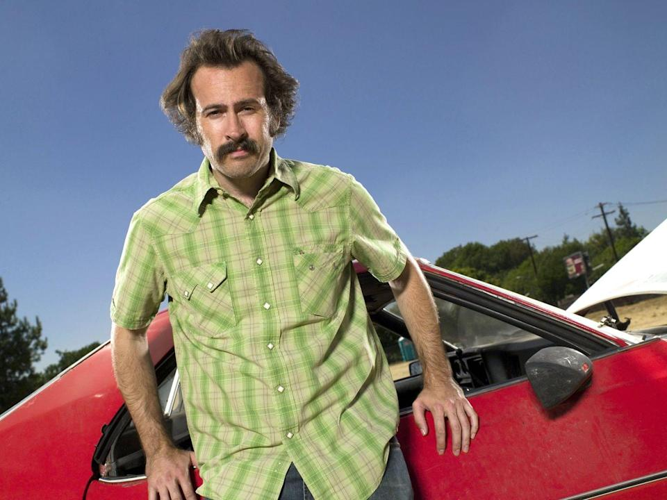 <p>Jason Lee's portrayal of Earl Hickey in the memorable sitcom series <em>My Name Is Earl</em> earned praise for his country, grassroots appeal—and the mustache certainly helped.</p>