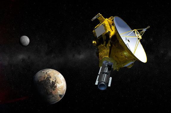 After Epic Pluto Flyby, What's Next for NASA's New Horizons?