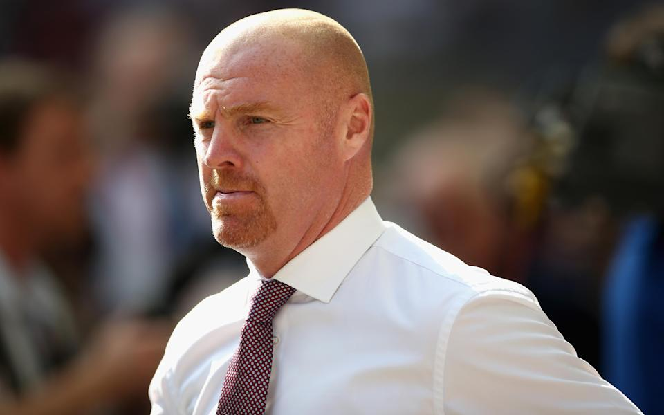 Sean Dyche's Burnley side will be a stern examination