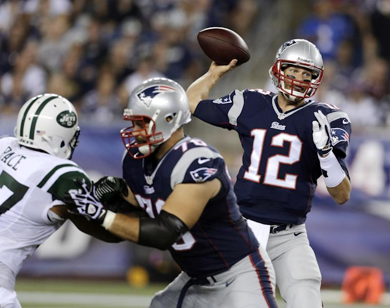 Five Things to Know from Jets-Patriots
