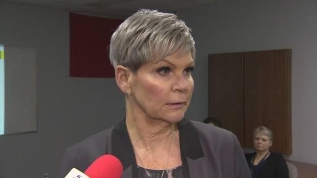Christine Tell says she was deeply saddened by the death of Kimberly Squirrel and said the Ministry of Corrections, Policing and Public Safety will be launching a review into her release.