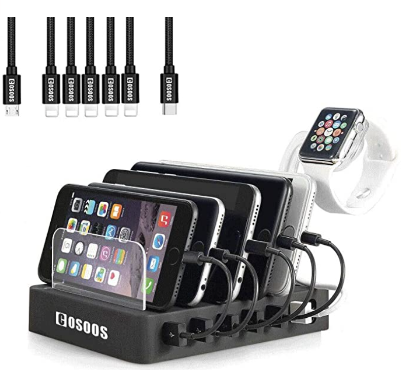 Cosoos docking station. (PHOTO: Amazon Singapore)