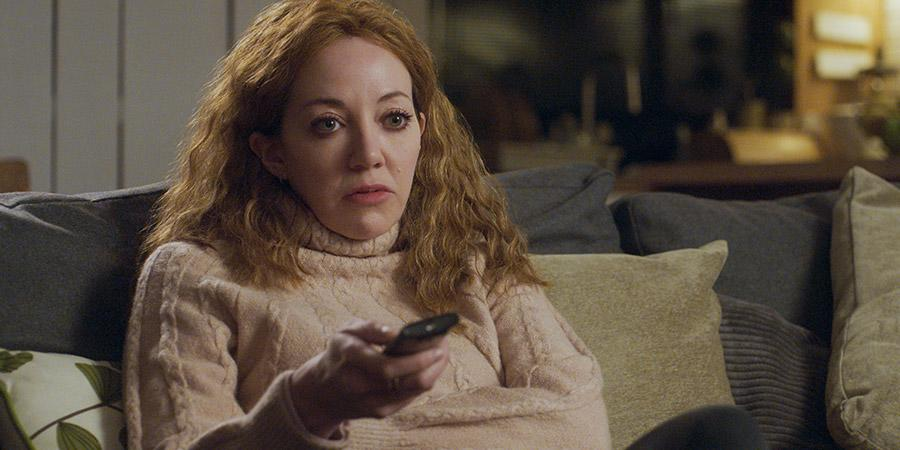 Gemma Nerrick (Diane Morgan)  Death to 2020 Netflix series review