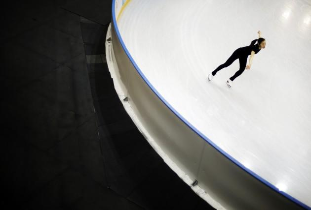 Sochi Olympics Figure Skating Women