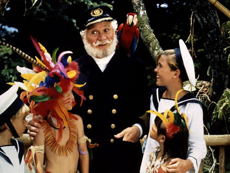 Captain Birdseye was introduced in 1967 and played by John Hewer, who wasn't perhaps quite as sexy as the new choice for the role