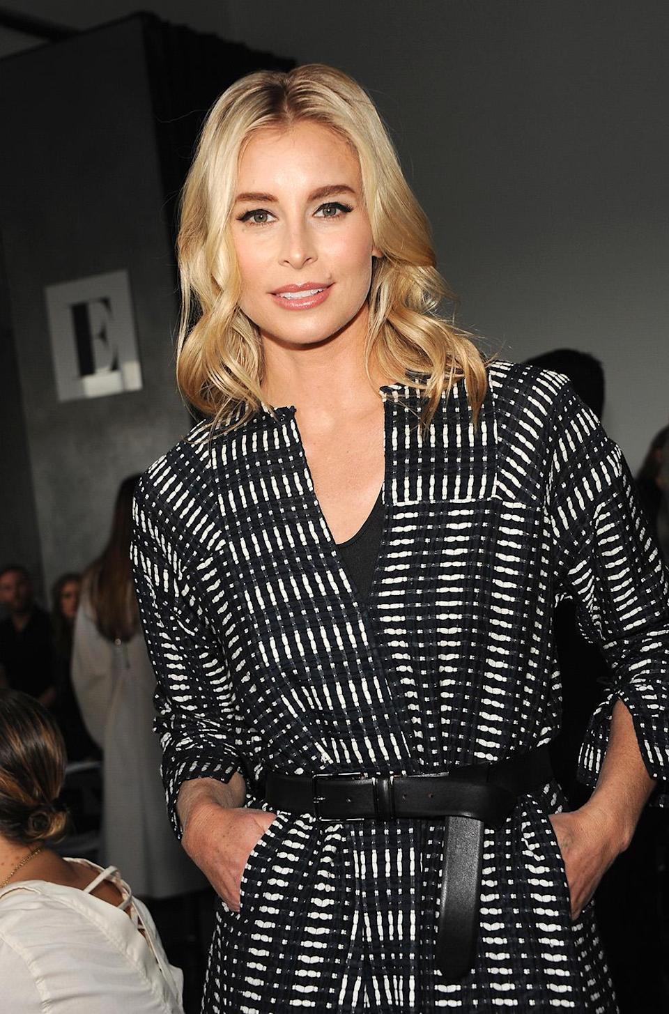 <p>Model Niki Taylor became a mother at 19. (Photo by Desiree Navarro/WireImage) </p>