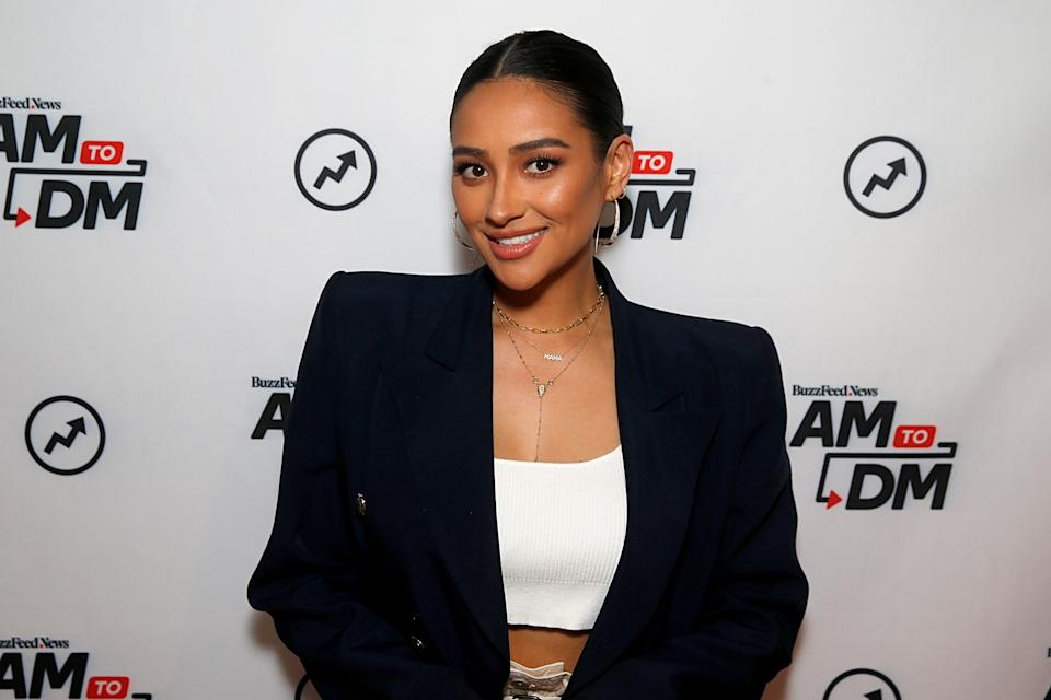 Shay Mitchell is ready to approach conversations about race with her daughter. (Photo: Getty Images)