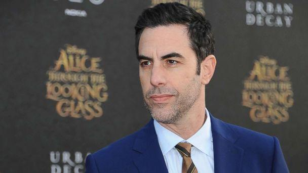 PHOTO: Sacha Baron Cohen attends the premiere of Disney's 'Alice Through the Looking Glass' at the El Capitan Theater on May 23, 2016 in Hollywood, Calif. (Frank Trapper/Corbis via Getty Images)