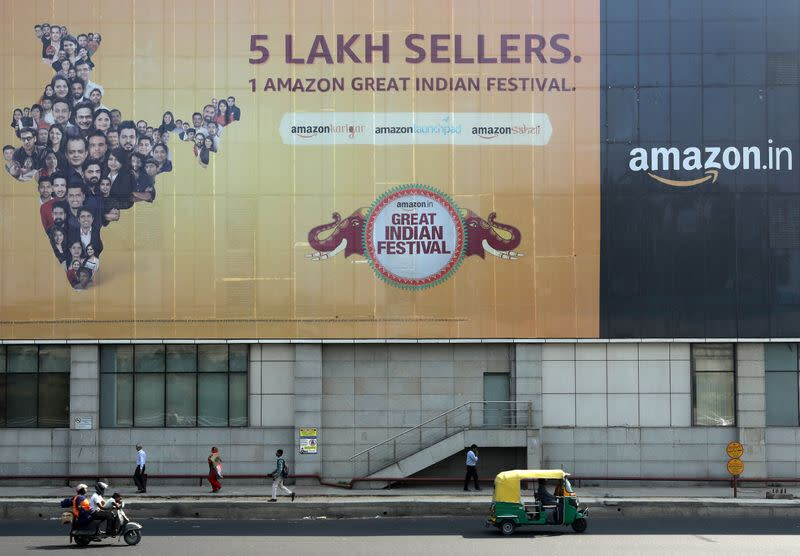 Amazon India to highlight local shops as online sellers